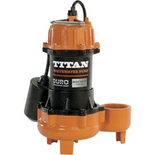 Sump Pump, DSB300 Wastewater 1/2 hp 115V/60Hz Tethered Swtch