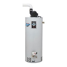 48 Gallon - 65,000 BTU Defender Safety System TTW2 Power Vent Energy Saver Residential Water Heater - NG - RG2PV50H6N