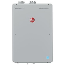 CRTGH-95DVLN-2 Natural Gas PRESTIGE Direct Vent Condensing Tankless Water Heater Residential 199KBtu 9.5gpm Indoor